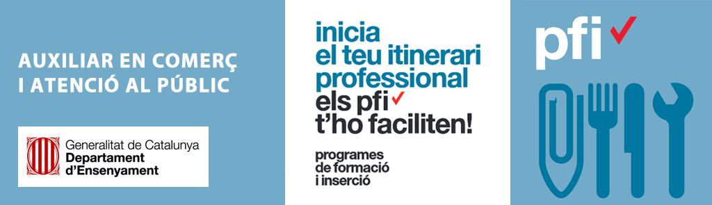 Cartell PFI CEOP cursos