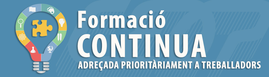 Formació continua CEOP a Tarragona Treballadors
